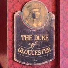 Photo taken at Duke of Gloucester by George M. on 4/6/2014