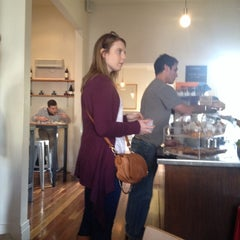 Photo taken at Is It Cafe by Ashley W. on 6/10/2014