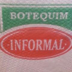 Photo taken at Botequim Informal by Renata L. on 5/20/2013