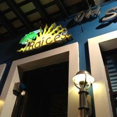 Photo taken at Raices Restaurant by Ken T. on 1/31/2013