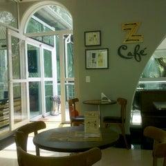 Photo taken at Z Café by Clarissa C. on 10/6/2012