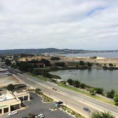 Photo taken at Embassy Suites Monterey Bay - Seaside by robert l. on 8/23/2014