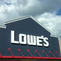 Photo taken at Lowe's by Sarah D. on 7/12/2013
