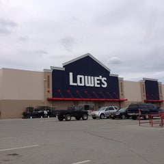 Photo taken at Lowe's by Sarah D. on 5/23/2013