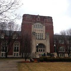 Photo taken at Purdue University by Hyejin P. on 2/28/2013