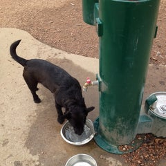Photo taken at Eau Claire Dog Park by Jeanny H. on 5/19/2014