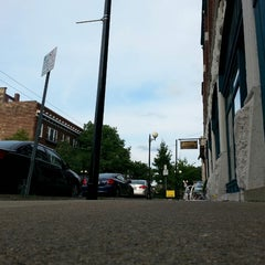 Photo taken at The Oregon District by Kevin B. on 8/15/2013
