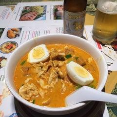 Photo taken at Siam Taste Thai Cuisine by Goro M. on 7/31/2015