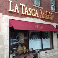 Photo taken at La Tasca Restaurant by Chris D. on 6/15/2013