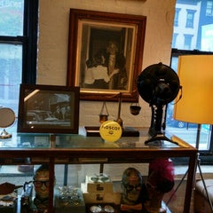 Photo taken at Moscot by NYC E. on 8/25/2015