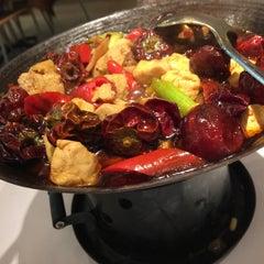 Photo taken at 1010新湘菜館 Pop Hunan Cuisine by Shuan L. on 4/12/2015