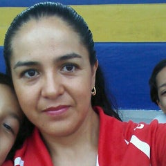 Photo taken at Polideportivo Tigres UANL by Paty D. on 5/28/2015