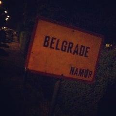Photo taken at Belgrade by Alexandra D. on 5/30/2014