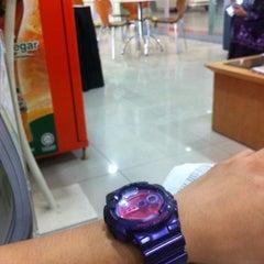 Photo taken at Perodua Sales & Service Center by Man C. on 9/8/2014