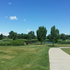 Photo taken at Expo Park by Nels B. on 6/28/2014