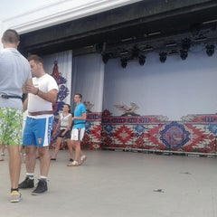 Photo taken at Летен Театър (The Summer Theatre) by Stefan L. on 8/19/2014