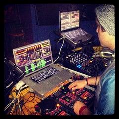 Photo taken at Samana Lounge by Markus H. on 11/30/2012
