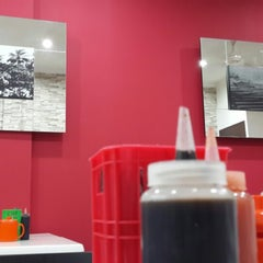 Photo taken at Bakso Jawir by Iggy W. on 8/25/2014