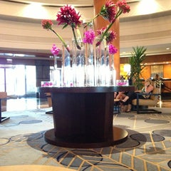 Photo taken at Sheraton Chicago Hotel & Towers by Michelle K. on 7/25/2013