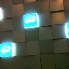 Photo taken at Celcom Blue Cube by Nara D. on 2/14/2013