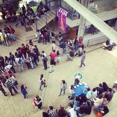 Photo taken at Facultad de Ciencias Administrativas y Sociales by Fco Javier Mora' on 10/9/2013