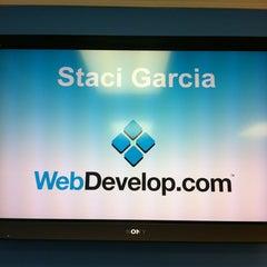 Photo taken at WebDevelop.com by Staci G. on 8/23/2013