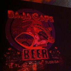 Photo taken at Baja Cafe by Staci G. on 6/3/2013