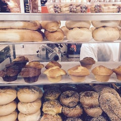 Photo taken at H & L Bagels by Ronald M. on 8/27/2015