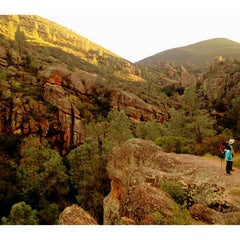 Photo taken at Pinnacles National Park by Adam R. on 2/13/2013
