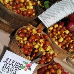 Photo taken at Century City Farmer's Market by John H. on 10/25/2012