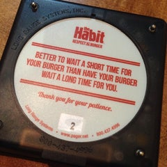 Photo taken at The Habit Burger Grill by JoeyMag on 3/5/2014