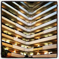 Photo taken at Houston Marriott South at Hobby Airport by Bjoern O. on 3/16/2013