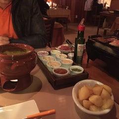 Photo taken at Restaurante Mont Vert by Alessandra R. on 5/5/2015