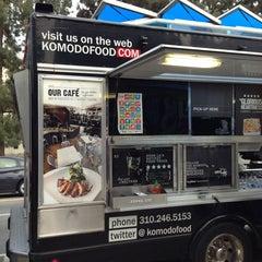 Photo taken at Komodo Food Truck by Patrick Paul N. on 6/7/2013