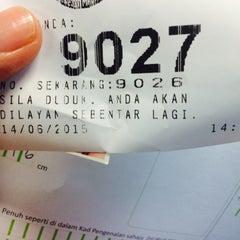 Photo taken at Pejabat Imigresen Negeri Kelantan by diana . on 6/14/2015