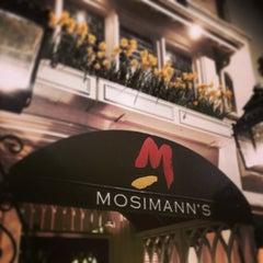 Photo taken at Mosimann's by Simon M. on 3/20/2014