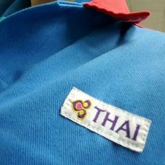 Photo taken at ศูนย์ลูกเรือ (Thai Airways Crew Center Laksi) by Jeab S. on 10/26/2015