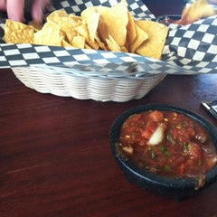Photo taken at Amigo Family Mexican Restaurant by Ashley R. on 7/11/2012