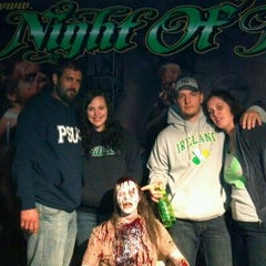 Photo taken at Night of Terror (at Creamy Acres Farm) by Mike H. on 10/7/2012