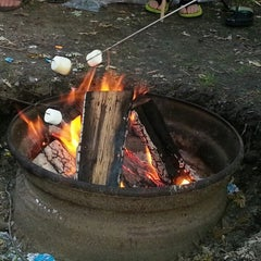 Photo taken at Baraboo Hills Campground by Brian M. on 6/15/2014