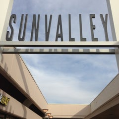 Photo taken at Sunvalley Shopping Center by Bernard T. on 11/3/2012