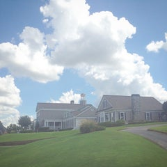 Photo taken at Hamilton Mill Golf Club by Carlos A. on 9/11/2014