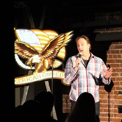 Photo taken at The American Comedy Co. by The American Comedy Co. on 5/31/2014