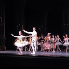 Photo taken at American Ballet Theatre at the Metropolitan Opera House by Marinna P. on 7/2/2015