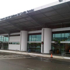 Photo taken at Aeropuerto Comandante FAP Guillermo del Castillo Paredes (TPP) by Per L. on 3/17/2013