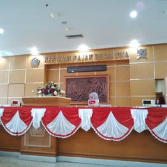 Photo taken at KPP Wajib Pajak Besar Dua (LTO 2) by DIDIT SARWO HWK - XAI B. on 8/18/2015