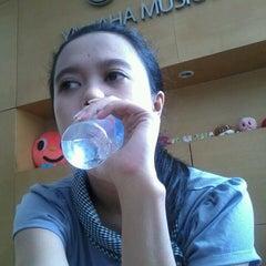 Photo taken at Hana Music by Dewi W. on 9/1/2013