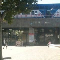 Photo taken at Metro Aluche by LaNurs I. on 10/15/2012