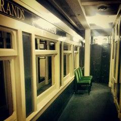 Photo taken at Le Train Bleu by Inês P. on 1/1/2013