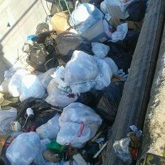 Photo taken at Rockport Transfer Station by Eric K. on 11/10/2012